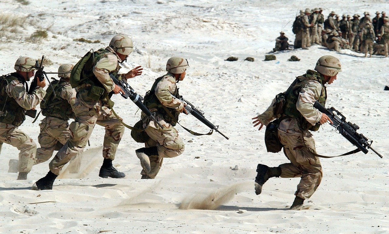 6 Benefits Of Joining The Military