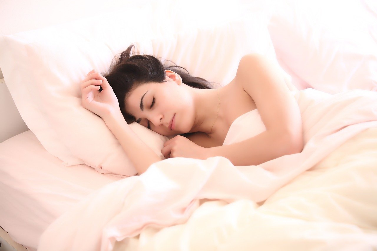 What Does Your Sleeping Position Mean?